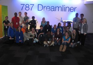 MMC students participate in Boeings DreamLearners program.